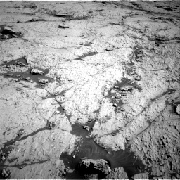 Nasa's Mars rover Curiosity acquired this image using its Right Navigation Camera on Sol 3120, at drive 318, site number 88