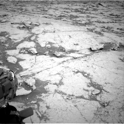 Nasa's Mars rover Curiosity acquired this image using its Right Navigation Camera on Sol 3120, at drive 324, site number 88