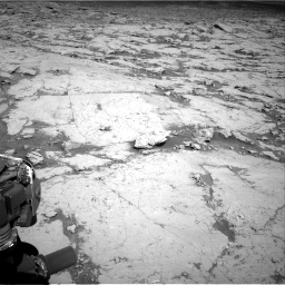 Nasa's Mars rover Curiosity acquired this image using its Right Navigation Camera on Sol 3120, at drive 330, site number 88