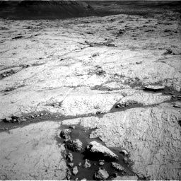Nasa's Mars rover Curiosity acquired this image using its Right Navigation Camera on Sol 3120, at drive 336, site number 88
