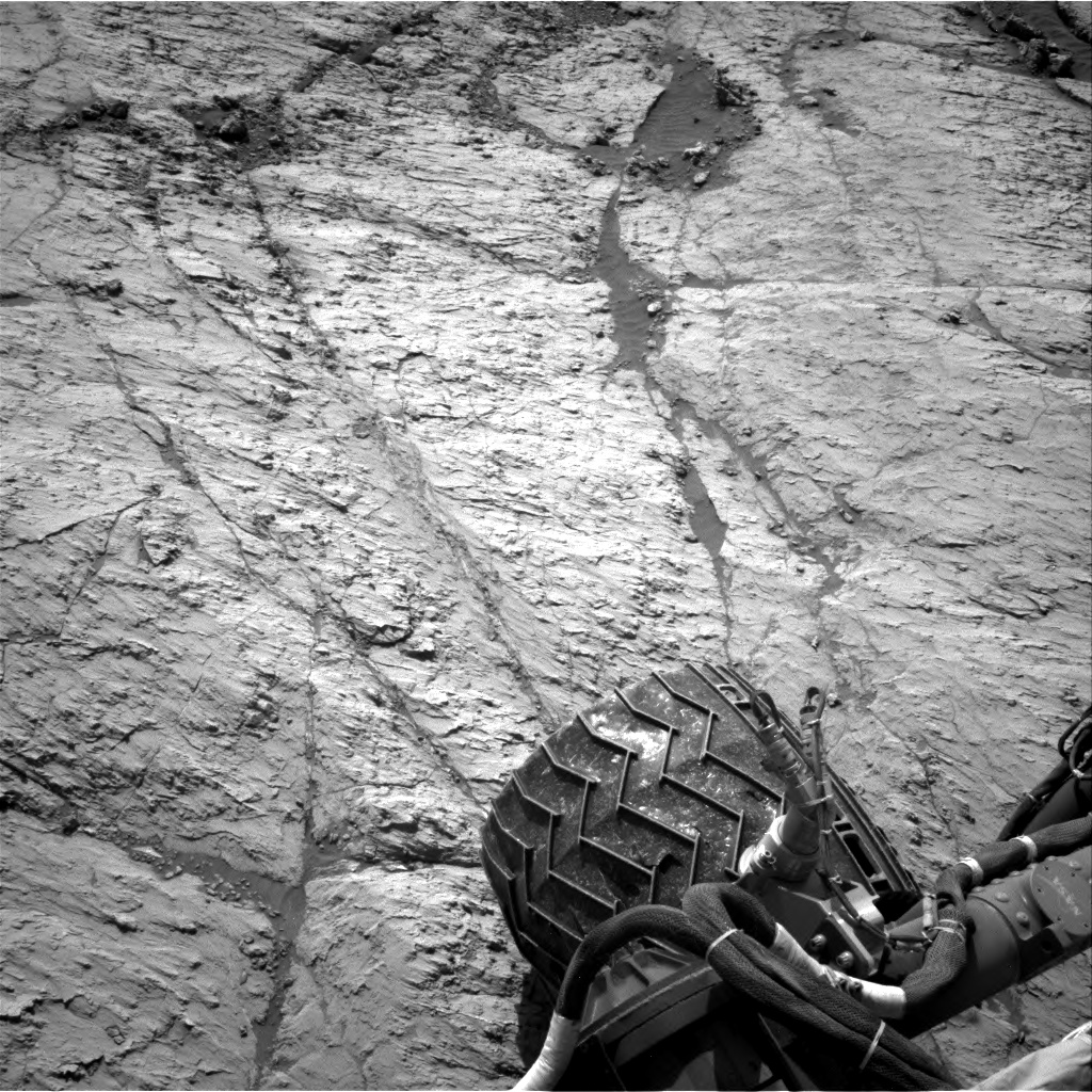 Nasa's Mars rover Curiosity acquired this image using its Right Navigation Camera on Sol 3120, at drive 366, site number 88