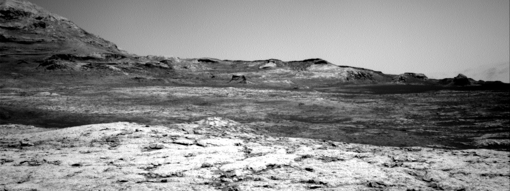 Nasa's Mars rover Curiosity acquired this image using its Right Navigation Camera on Sol 3121, at drive 366, site number 88