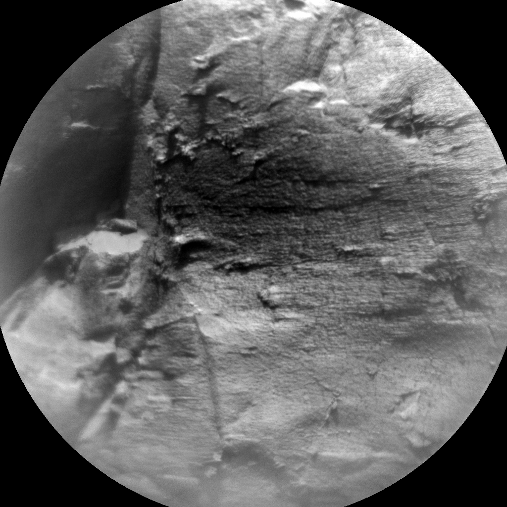 Nasa's Mars rover Curiosity acquired this image using its Chemistry & Camera (ChemCam) on Sol 3122, at drive 366, site number 88