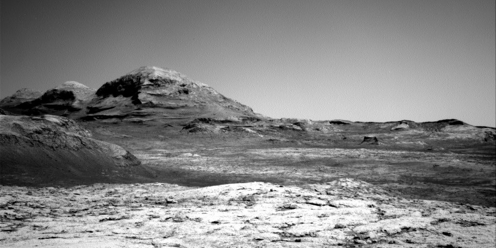 Nasa's Mars rover Curiosity acquired this image using its Right Navigation Camera on Sol 3123, at drive 366, site number 88