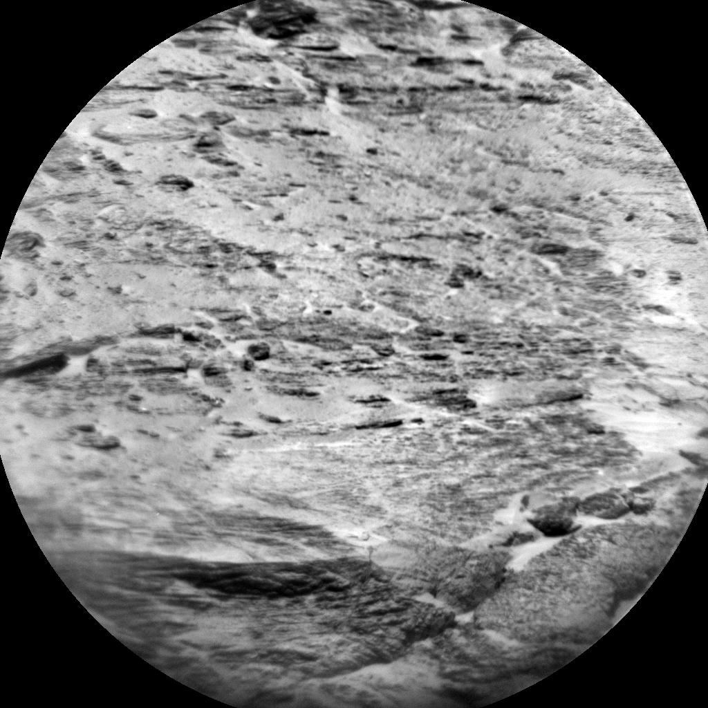 Nasa's Mars rover Curiosity acquired this image using its Chemistry & Camera (ChemCam) on Sol 3126, at drive 366, site number 88
