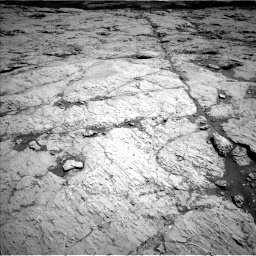 Nasa's Mars rover Curiosity acquired this image using its Left Navigation Camera on Sol 3136, at drive 444, site number 88