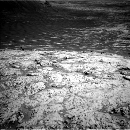 Nasa's Mars rover Curiosity acquired this image using its Left Navigation Camera on Sol 3136, at drive 798, site number 88