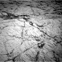 Nasa's Mars rover Curiosity acquired this image using its Right Navigation Camera on Sol 3136, at drive 384, site number 88