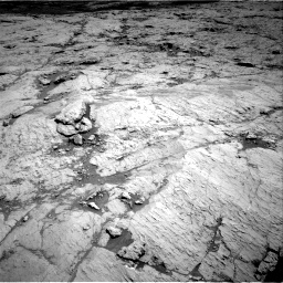 Nasa's Mars rover Curiosity acquired this image using its Right Navigation Camera on Sol 3136, at drive 420, site number 88