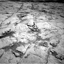 Nasa's Mars rover Curiosity acquired this image using its Right Navigation Camera on Sol 3136, at drive 426, site number 88