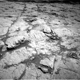 Nasa's Mars rover Curiosity acquired this image using its Right Navigation Camera on Sol 3136, at drive 432, site number 88
