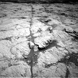 Nasa's Mars rover Curiosity acquired this image using its Right Navigation Camera on Sol 3136, at drive 438, site number 88