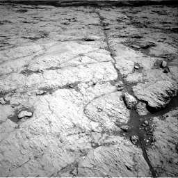 Nasa's Mars rover Curiosity acquired this image using its Right Navigation Camera on Sol 3136, at drive 444, site number 88
