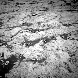 Nasa's Mars rover Curiosity acquired this image using its Right Navigation Camera on Sol 3136, at drive 462, site number 88