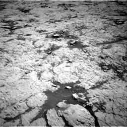 Nasa's Mars rover Curiosity acquired this image using its Right Navigation Camera on Sol 3136, at drive 480, site number 88
