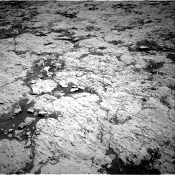 Nasa's Mars rover Curiosity acquired this image using its Right Navigation Camera on Sol 3136, at drive 492, site number 88