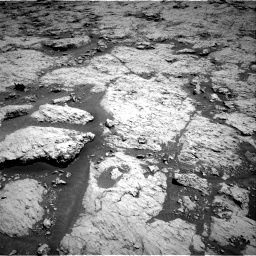 Nasa's Mars rover Curiosity acquired this image using its Right Navigation Camera on Sol 3136, at drive 510, site number 88