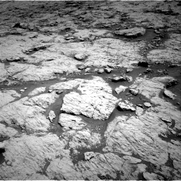 Nasa's Mars rover Curiosity acquired this image using its Right Navigation Camera on Sol 3136, at drive 528, site number 88