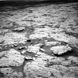 Nasa's Mars rover Curiosity acquired this image using its Right Navigation Camera on Sol 3136, at drive 534, site number 88