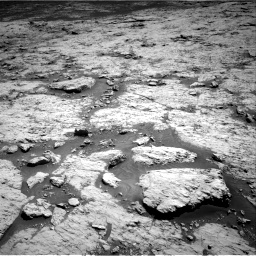 Nasa's Mars rover Curiosity acquired this image using its Right Navigation Camera on Sol 3136, at drive 540, site number 88