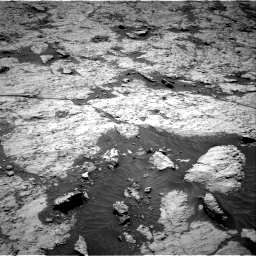 Nasa's Mars rover Curiosity acquired this image using its Right Navigation Camera on Sol 3136, at drive 564, site number 88