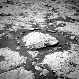 Nasa's Mars rover Curiosity acquired this image using its Right Navigation Camera on Sol 3136, at drive 588, site number 88