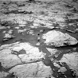 Nasa's Mars rover Curiosity acquired this image using its Right Navigation Camera on Sol 3136, at drive 594, site number 88
