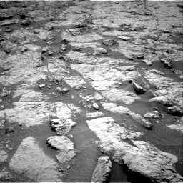Nasa's Mars rover Curiosity acquired this image using its Right Navigation Camera on Sol 3136, at drive 624, site number 88