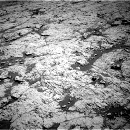 Nasa's Mars rover Curiosity acquired this image using its Right Navigation Camera on Sol 3136, at drive 648, site number 88