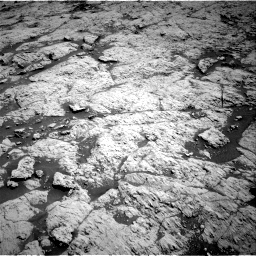 Nasa's Mars rover Curiosity acquired this image using its Right Navigation Camera on Sol 3136, at drive 654, site number 88