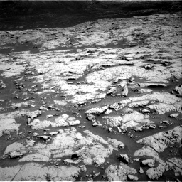 Nasa's Mars rover Curiosity acquired this image using its Right Navigation Camera on Sol 3136, at drive 666, site number 88