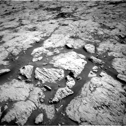 Nasa's Mars rover Curiosity acquired this image using its Right Navigation Camera on Sol 3136, at drive 684, site number 88