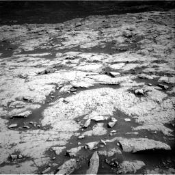 Nasa's Mars rover Curiosity acquired this image using its Right Navigation Camera on Sol 3136, at drive 690, site number 88