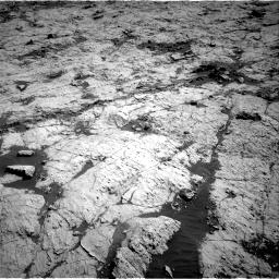 Nasa's Mars rover Curiosity acquired this image using its Right Navigation Camera on Sol 3136, at drive 708, site number 88