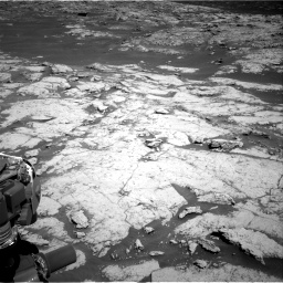 Nasa's Mars rover Curiosity acquired this image using its Right Navigation Camera on Sol 3136, at drive 714, site number 88