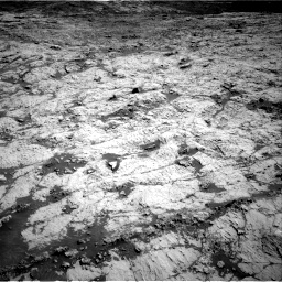 Nasa's Mars rover Curiosity acquired this image using its Right Navigation Camera on Sol 3136, at drive 726, site number 88