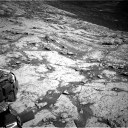 Nasa's Mars rover Curiosity acquired this image using its Right Navigation Camera on Sol 3136, at drive 762, site number 88