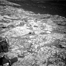 Nasa's Mars rover Curiosity acquired this image using its Right Navigation Camera on Sol 3136, at drive 780, site number 88
