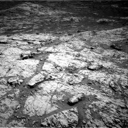 Nasa's Mars rover Curiosity acquired this image using its Right Navigation Camera on Sol 3136, at drive 786, site number 88