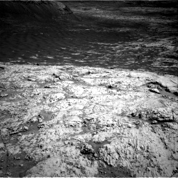 Nasa's Mars rover Curiosity acquired this image using its Right Navigation Camera on Sol 3136, at drive 792, site number 88