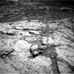 Nasa's Mars rover Curiosity acquired this image using its Right Navigation Camera on Sol 3136, at drive 798, site number 88