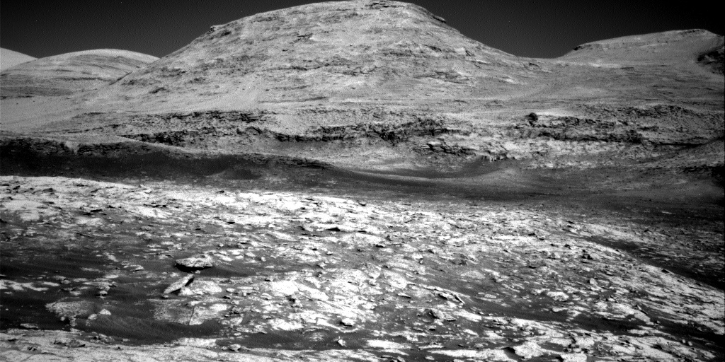 Nasa's Mars rover Curiosity acquired this image using its Right Navigation Camera on Sol 3136, at drive 804, site number 88
