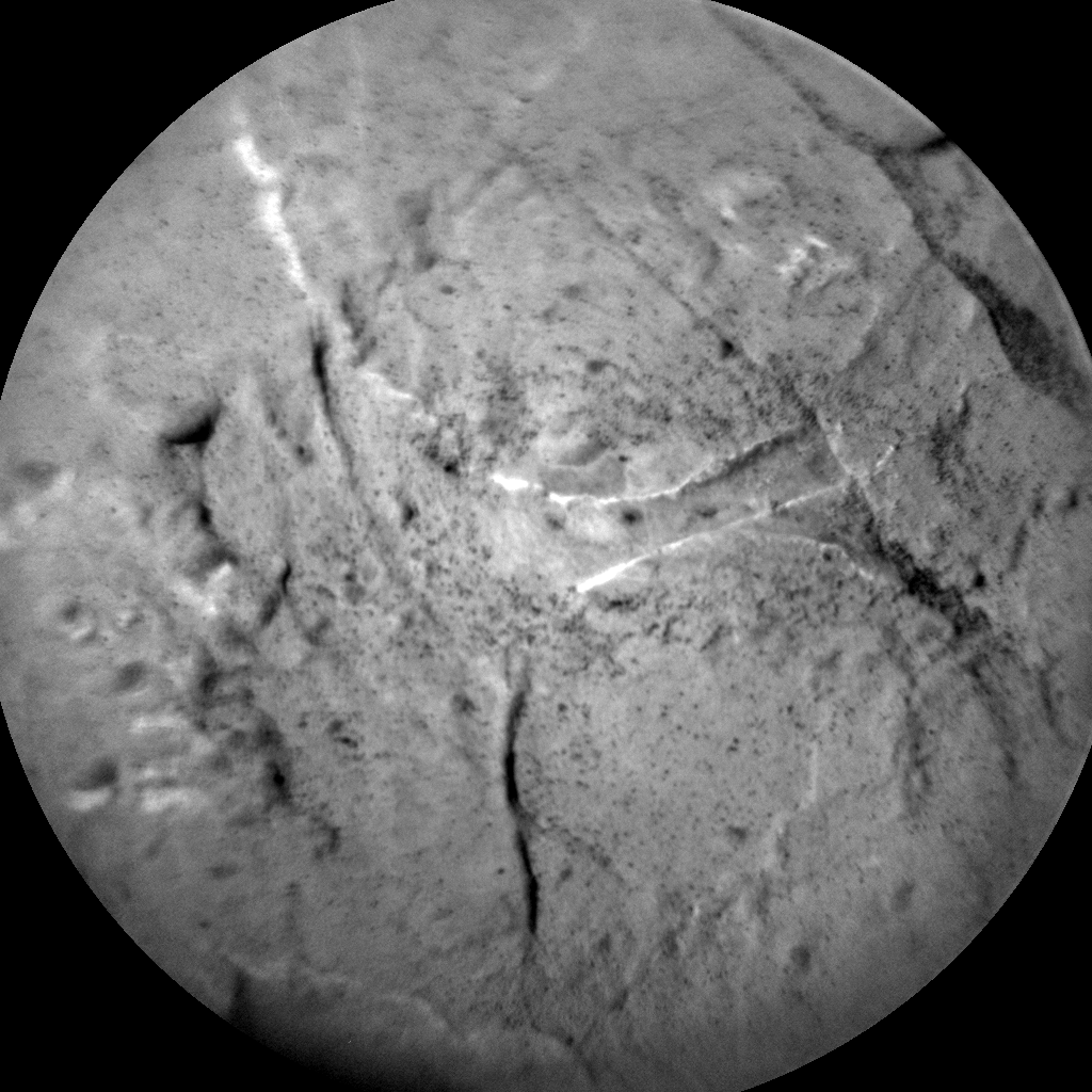 Nasa's Mars rover Curiosity acquired this image using its Chemistry & Camera (ChemCam) on Sol 3136, at drive 366, site number 88