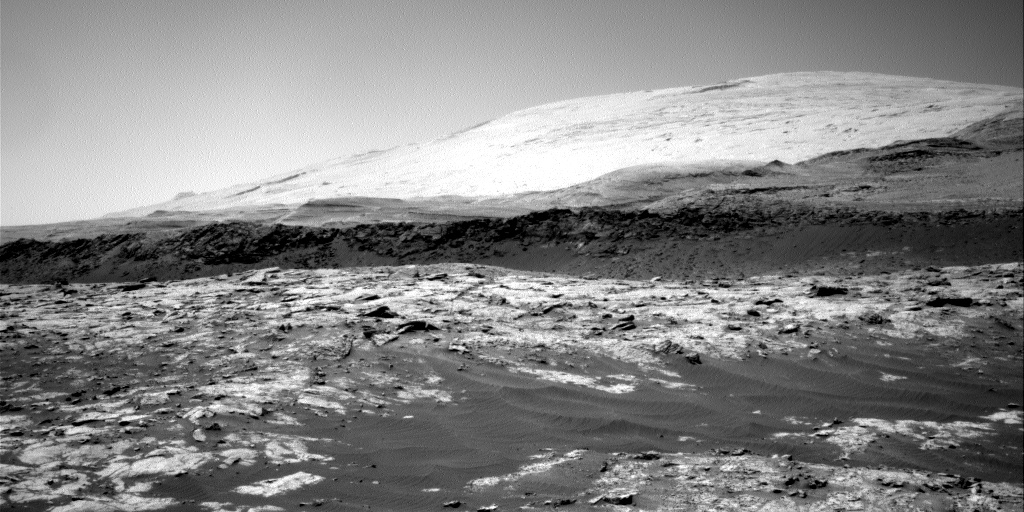 Nasa's Mars rover Curiosity acquired this image using its Right Navigation Camera on Sol 3137, at drive 804, site number 88