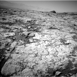 Nasa's Mars rover Curiosity acquired this image using its Left Navigation Camera on Sol 3138, at drive 894, site number 88
