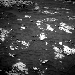 Nasa's Mars rover Curiosity acquired this image using its Left Navigation Camera on Sol 3138, at drive 996, site number 88