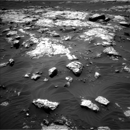 Nasa's Mars rover Curiosity acquired this image using its Left Navigation Camera on Sol 3138, at drive 1062, site number 88