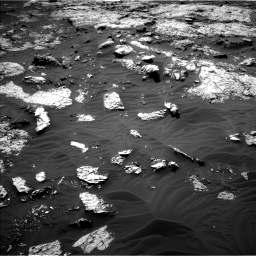 Nasa's Mars rover Curiosity acquired this image using its Left Navigation Camera on Sol 3138, at drive 1074, site number 88