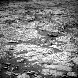Nasa's Mars rover Curiosity acquired this image using its Right Navigation Camera on Sol 3138, at drive 822, site number 88