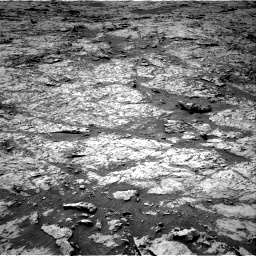 Nasa's Mars rover Curiosity acquired this image using its Right Navigation Camera on Sol 3138, at drive 828, site number 88